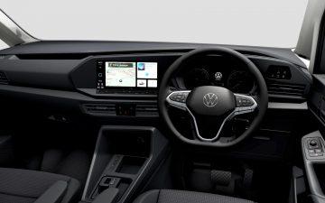 Rent Volkswagen Caddy Cargo Commerce Pro SWB 122ps DSG